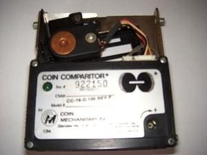 Coin Comparitor 24V