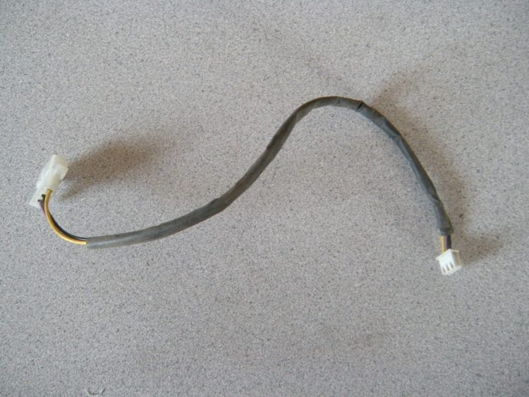 Coin Comparitor Cable 1
