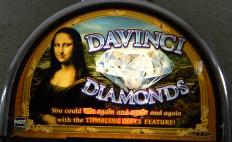 da vinci diamonds slots for sale