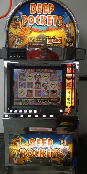 Deep Pockets slot machine