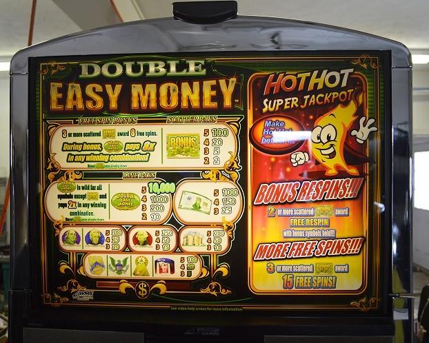 Easy money slot machines edmonton alberta poker tournaments