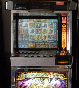 Dragon's Gold Slot Machine