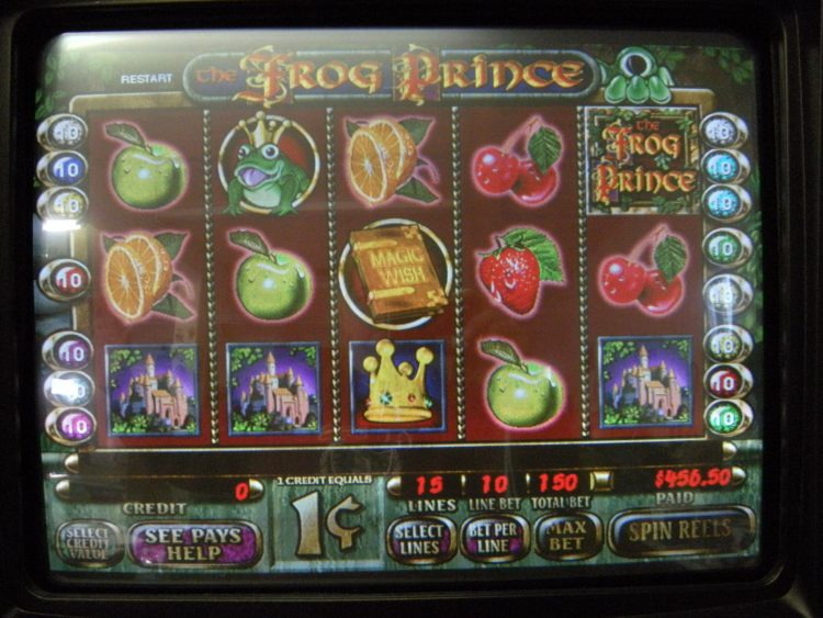 Frog Prince Slots Game - Mobile / Desktop - Play for Free