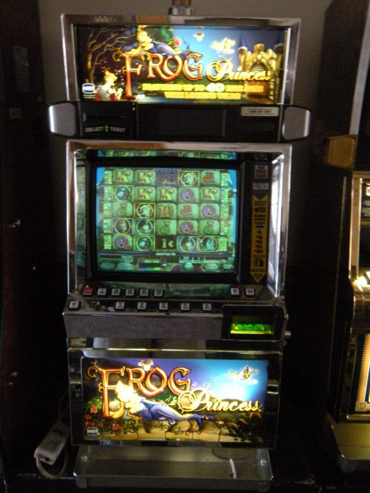 Frog Princess Slot Machine Ohio River Slots