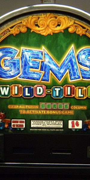 Gems Wild-Tiles