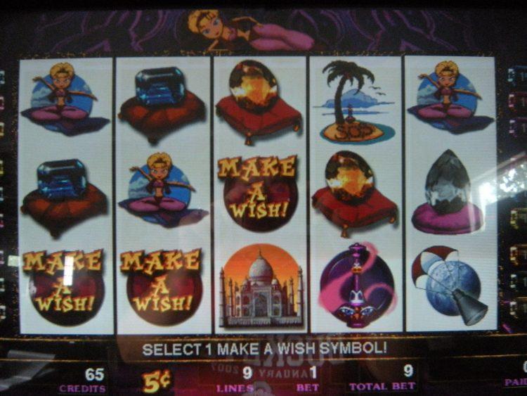 I Dream Of Jeannie Slots Game
