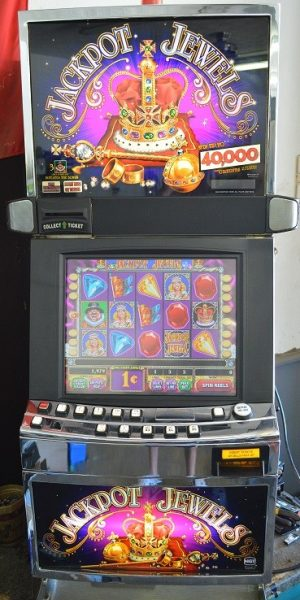 Jackpot Jewels slot machine