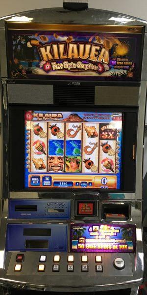 Kilauea Slot Machine