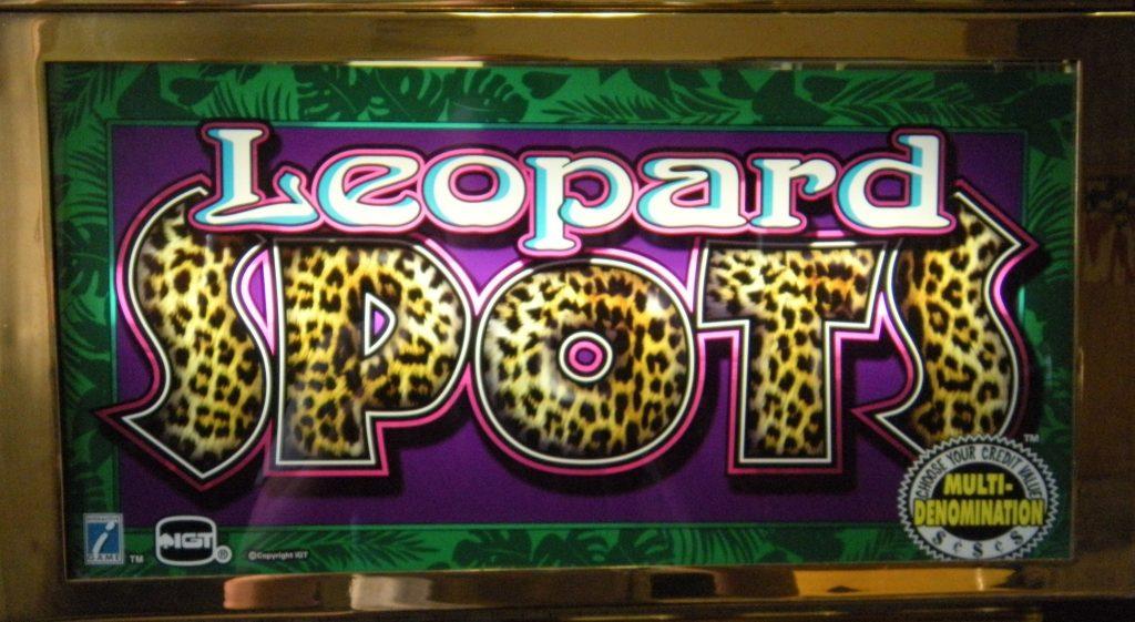 Leopard spots slot machine online