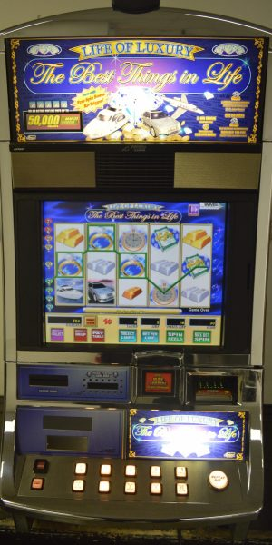 Life of Luxury slot machine