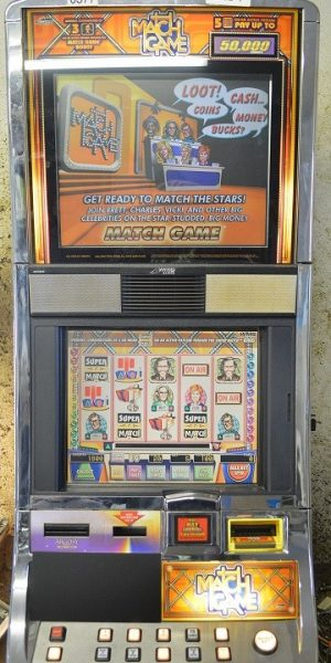 Match Game slot machine