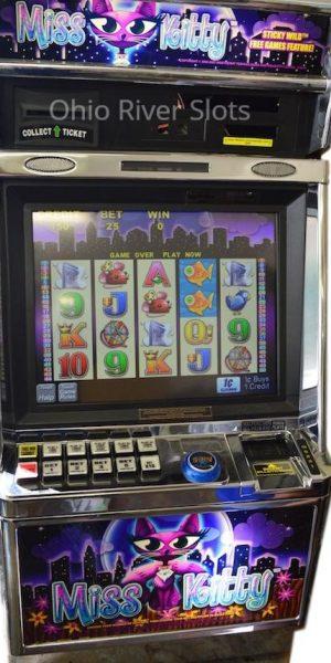 Miss Kitty slot machine