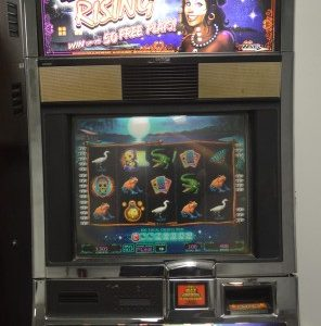 Mojo Rising slot machine