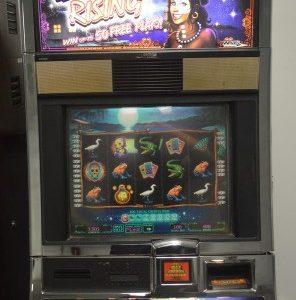Mojo Rising slot machine