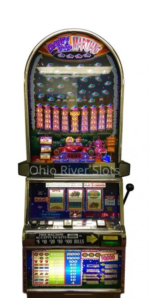 Money Mad Martian slot machines