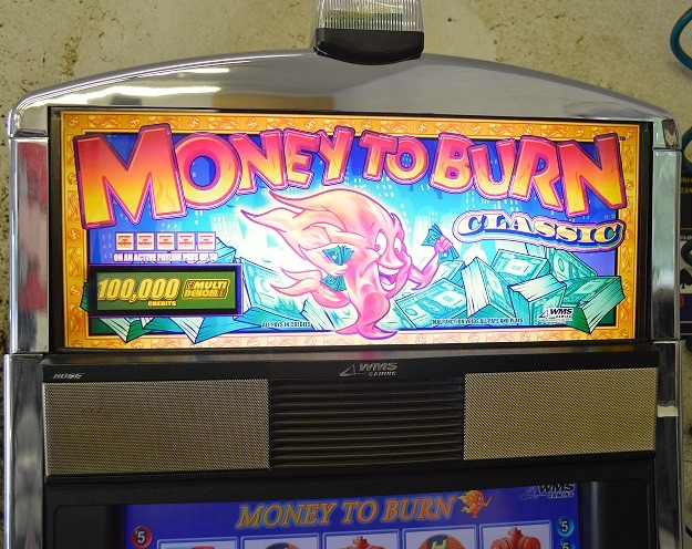 Money To Burn Slots