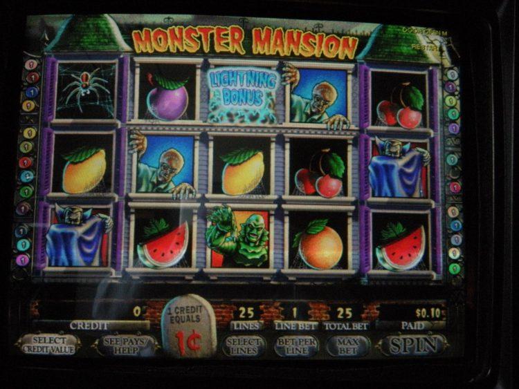 Monster Mansion 1