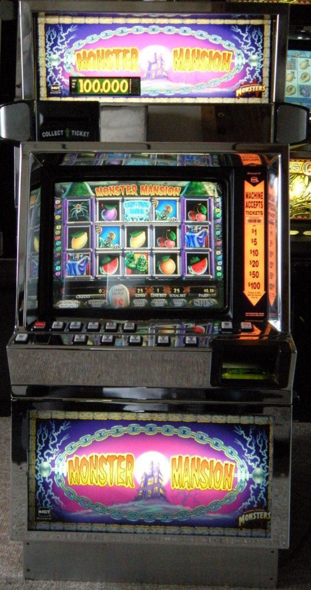 Slot machine tipi