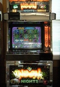 Neon Nights slot machine