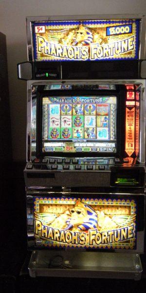 Pharaoh's Fortune slot machine