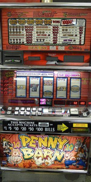 Penny Barn slot machine