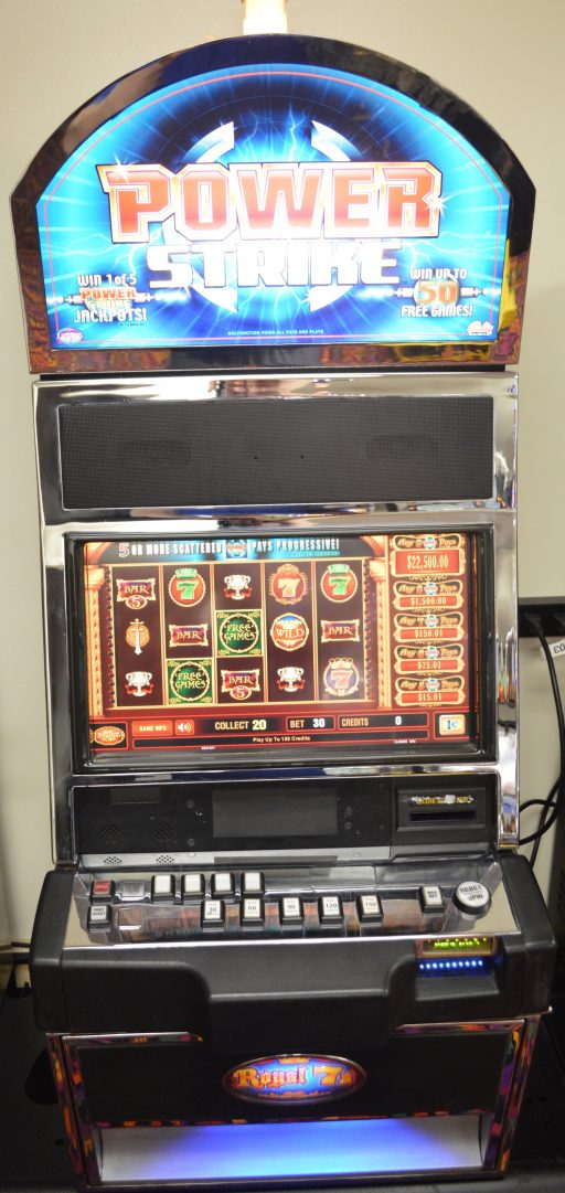 Bally M9000 Power Winners Ohio River Slots 786 510 4176