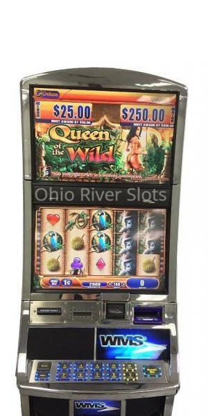 Queen of the Wild slot machine