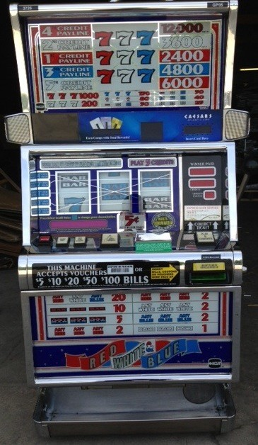 Red White Blue Slots