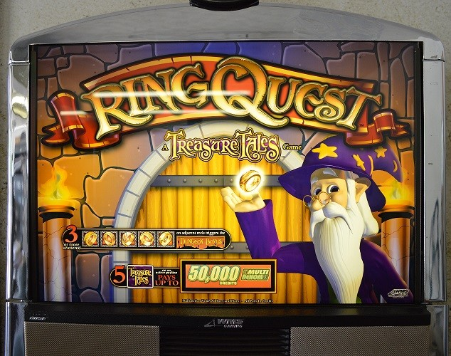 ring quest slot machine