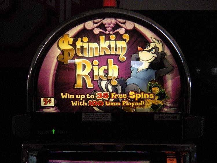 rich slot machine