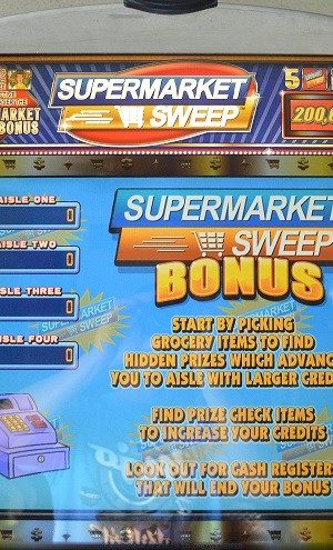Supermarket Sweep 1