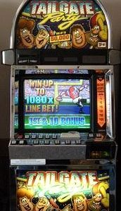 Tailgate Party slot machine