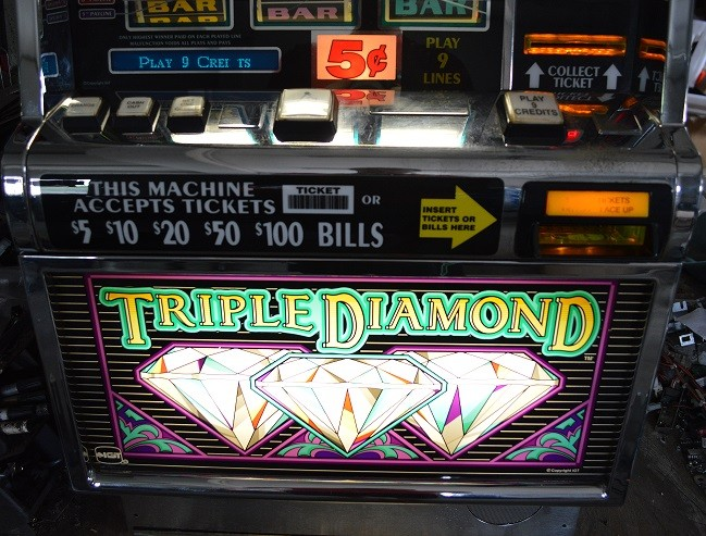 Triple diamond slot machines for sale casino top gambling