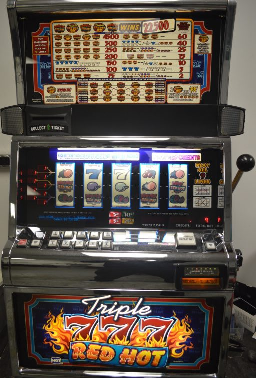 Triple 7 Slot Machine Free Game