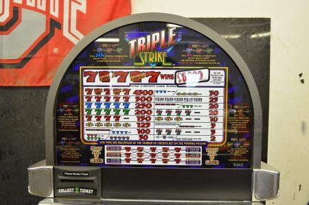 Triple Strike 1