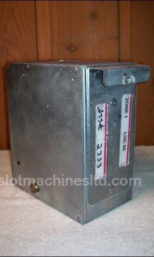 WBA cashbox