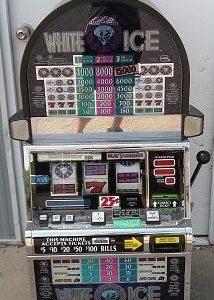 White Ice slot machine