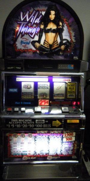 Wild Thing slot machine