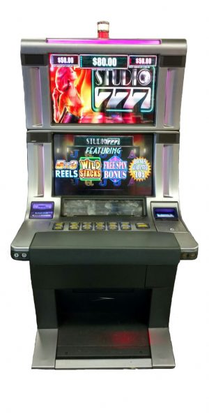 Williams XD slot machine