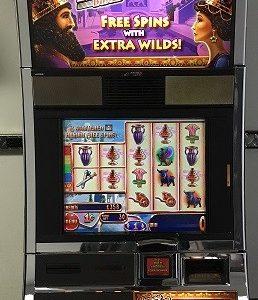 Xerxes slot machine