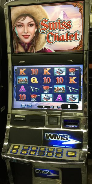 Swiss Chalet slot machine