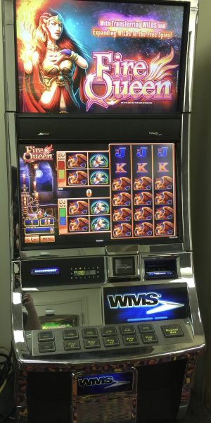 Fire Queen slot machine