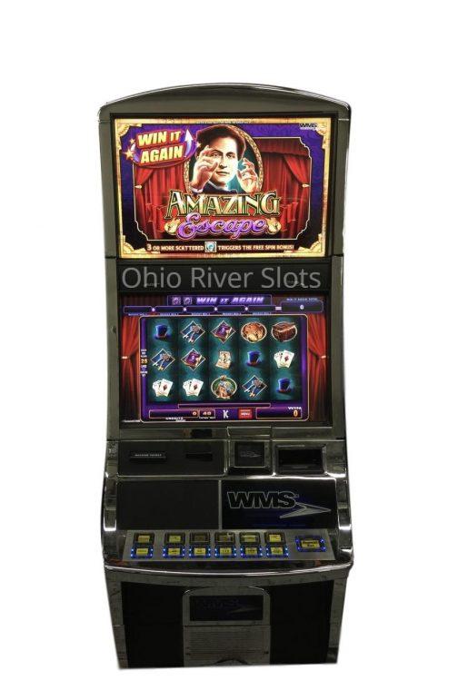 Amazing Escape slot machine