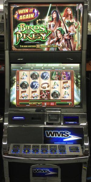 Birds of Prey slot machine