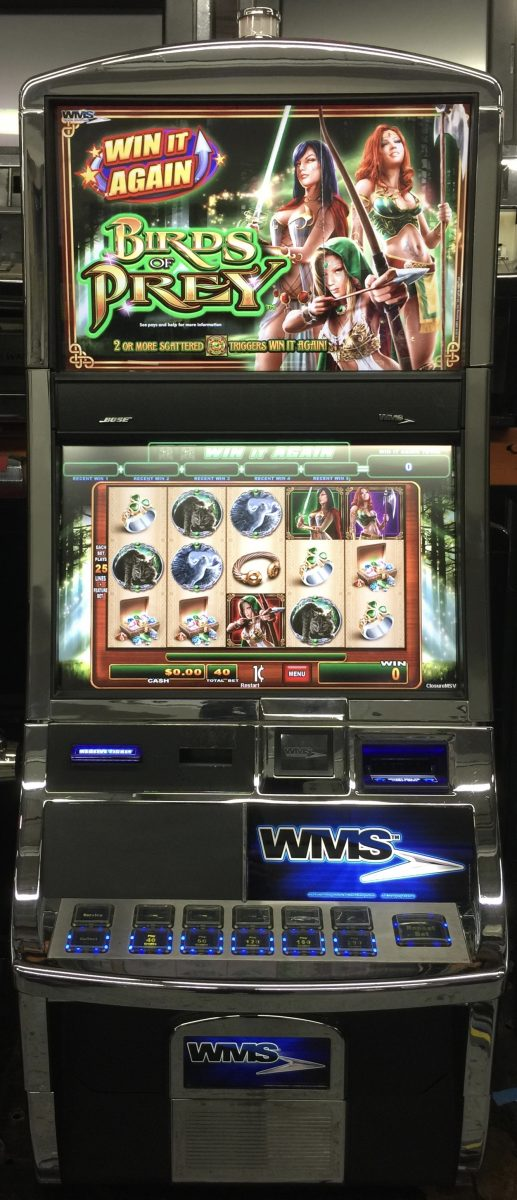 Birds Of Prey Slot Machine