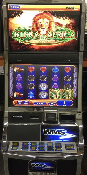 King of Africa slot machine