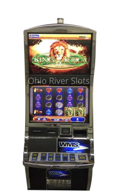 King of Africa slot machine