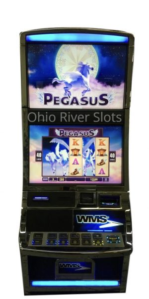 Pegasus slot machine