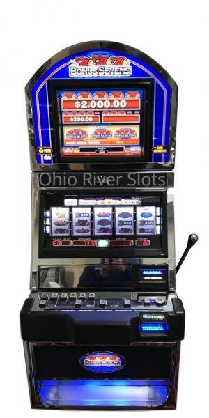 Bonus Sevens slot machine