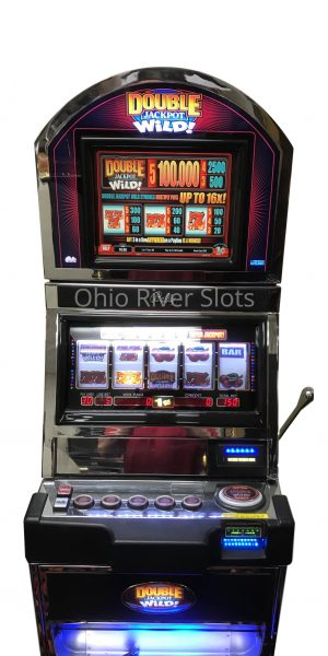 Double Jackpot Wild slot machine